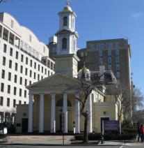 St. John's Church Washington DC
